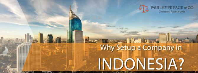 Company in Indonesia