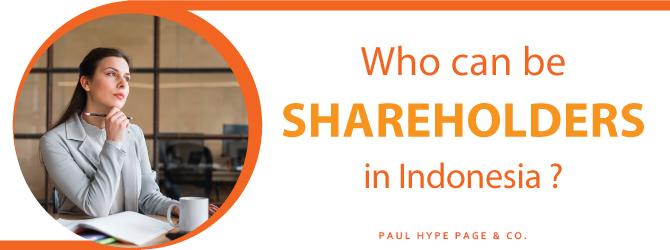 Shareholders in ID