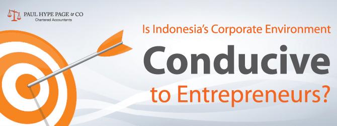 Indonesia's Corporate Environment