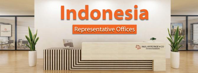 Representative offices in Indonesia