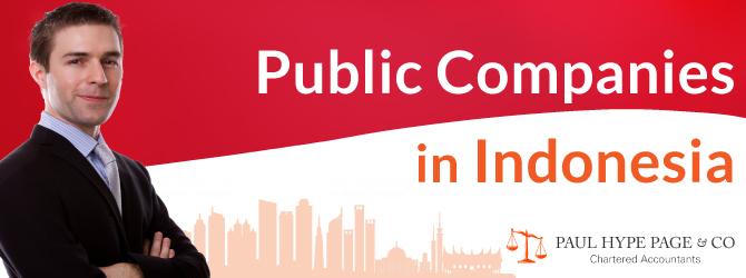 Public Companies in ID