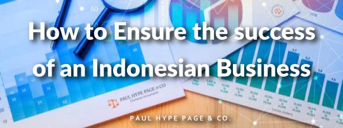 Successful Business in Indonesia