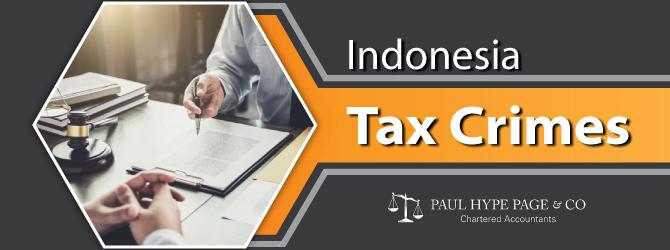 Tax Crimes in ID