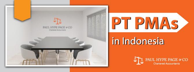 PT PMAs in ID