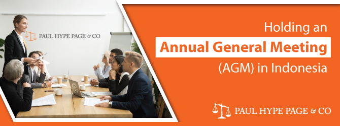 AGM in Indonesia