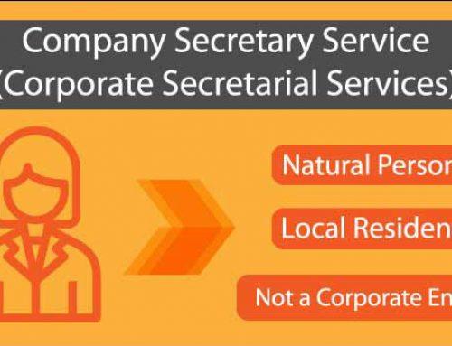 Company Secretary Service (Corporate Secretarial Services)